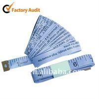 popular design soft tailor Measuring Tape