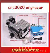 HOME-CNC3020, Triaxial CNC Engraving Machine,mini milling machine