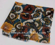 de lana impresa bufandas pashmina chales