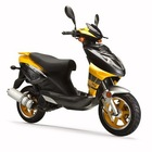 50cc and 125cc EEC Gas Scooter HT50QT-7/HT125T-21
