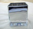 Electroplating hot popular cube vase