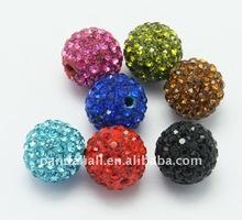 Fancy Glass Rhinestone Beads(RB-Q094-M)