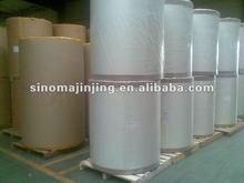 fiberglass roofing tissue/mat used for excellent substrate for APP/SBS bitumen membrane and asphalt shingle