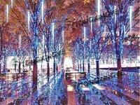 2013 LED Snow Fall Tube, LED Tube, Party Decorations