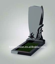 Natural Black Granite Tombstones and Headstone