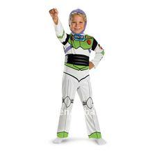 Buzz Lightyear personaje animado traje para los niños TZ-69060B