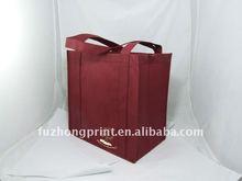 Green Eco friendly Recyclable Shopping Non woven bag