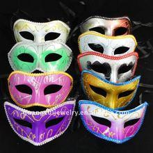 fashion face masks custom party venetian masquerade party mask
