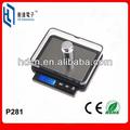 profissional sensor de gramas de pesagem balança de bolso