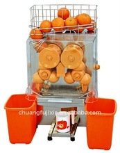 2012 new designed orange juicer machine
