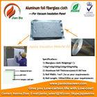 Fiberglass cloth aluminium foil reflective heat insulation material sheet