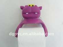 2012 new shape PVC toilet roll paper Holders