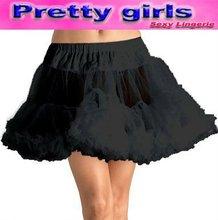 black princess sexy fluffy skirt m35b,sexy fluffy skirt ,tutu skirt