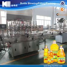 Automatic Olive Oil Bottle Filling Line / Machine