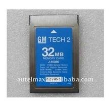 2011 Wholesale Tech 2 Flash 32 MB PCMCIA Memory Card free shipping