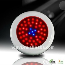 high power ufo led grow light with technology new heat sink 2012 new!!! with factory price!