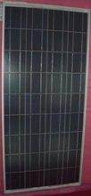 135W polycrystalline silicon solar panels