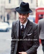 mens black fedora hats&designer fedora hats women&men designer jazz hat