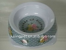 Asia Style Dog Water Bowl
