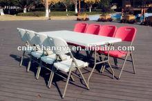 6 FT Folding Church Table