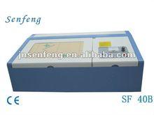 SF40B CO2 laser engraver for Educational purpose