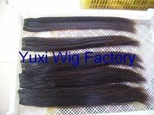 Guaranteed top quality long straight Brazilian human hair