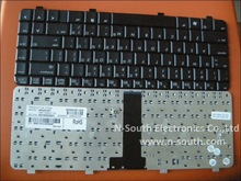 Notebook keyboards For HP for Compaq 6720 6720S US UK RU GR SP Keyboard Black
