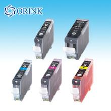 PGI5Bk/CLI8C / CLI8M / CLI8Y / CLI8BK Compatible Ink Cartridge for Canon printer