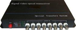 DVI/VGA optical transceiver