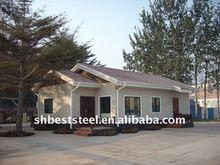 Cheap prefab Steel Framing bangalow homes