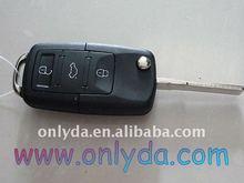 vw remote key high quality VW 3 Button remote key & 1J0 959 753 DA