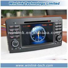 """7"""" 2 Din HD Auto Radio DVD For Mercedes-Benz R class W251 (R280 R320 R350 R500)"""