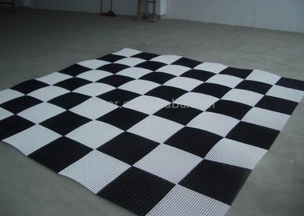 Gigante tablero de ajedrez ajedrez identificaci n del for Ajedrea de jardin