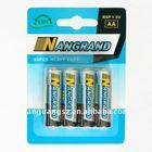 um3 battery 1.5v carbon zinc