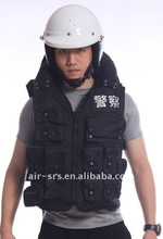 motorcycle reflective airbag vest