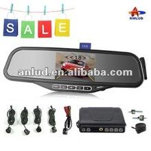SALE 2012 ALD100C car accessory with wireless camera