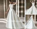 2014;; frete grátis designer árabe mais recente branco vestido de noiva