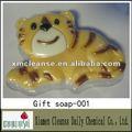 Cartoon lovely savon cadeau/savon cadeau fait main