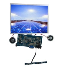Industrial touchscreen module tft lcd 10.4 with HDMI DVI VGA Input