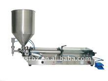 SFGG-06 pneumatic piston bottle filler for cosmetic(M)