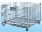 Stackable cage/Storage cage/Wire mesh carrier/Mesh container