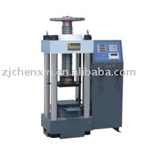 Digital Display Compression Testing Equipment CTM, pressure testing machine