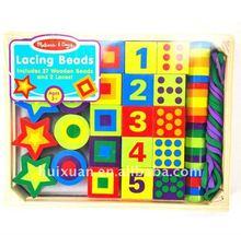 alibaba express Children Toy wood toy blocks colorful 27pcs figures blocks Educational toy