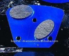 diamond grinding pads for concrete floor