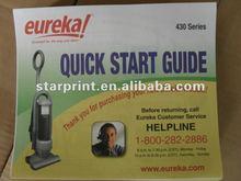 User guide printing