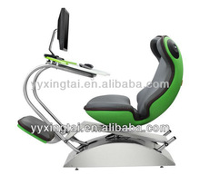 2014 frog shape pc table with massage and base voice