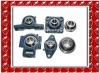 Y-bearing Units For High Temperature Insert Ball Bearing YAR 208-2FW/VA201