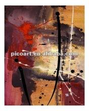 2012 abstract oil paintings,handpainted oil paintings