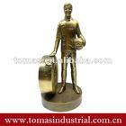 Fashion custom bronze sculpture collectible art