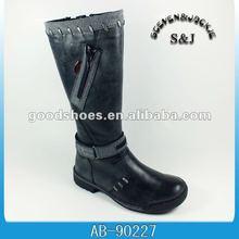 children flat boots 2012